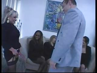 Femdom dick cutting by women video Daddy gangfucked by women