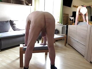 Teen ass fuck clips young Clip 111o hard caning and brushing for gramps - sale: 12