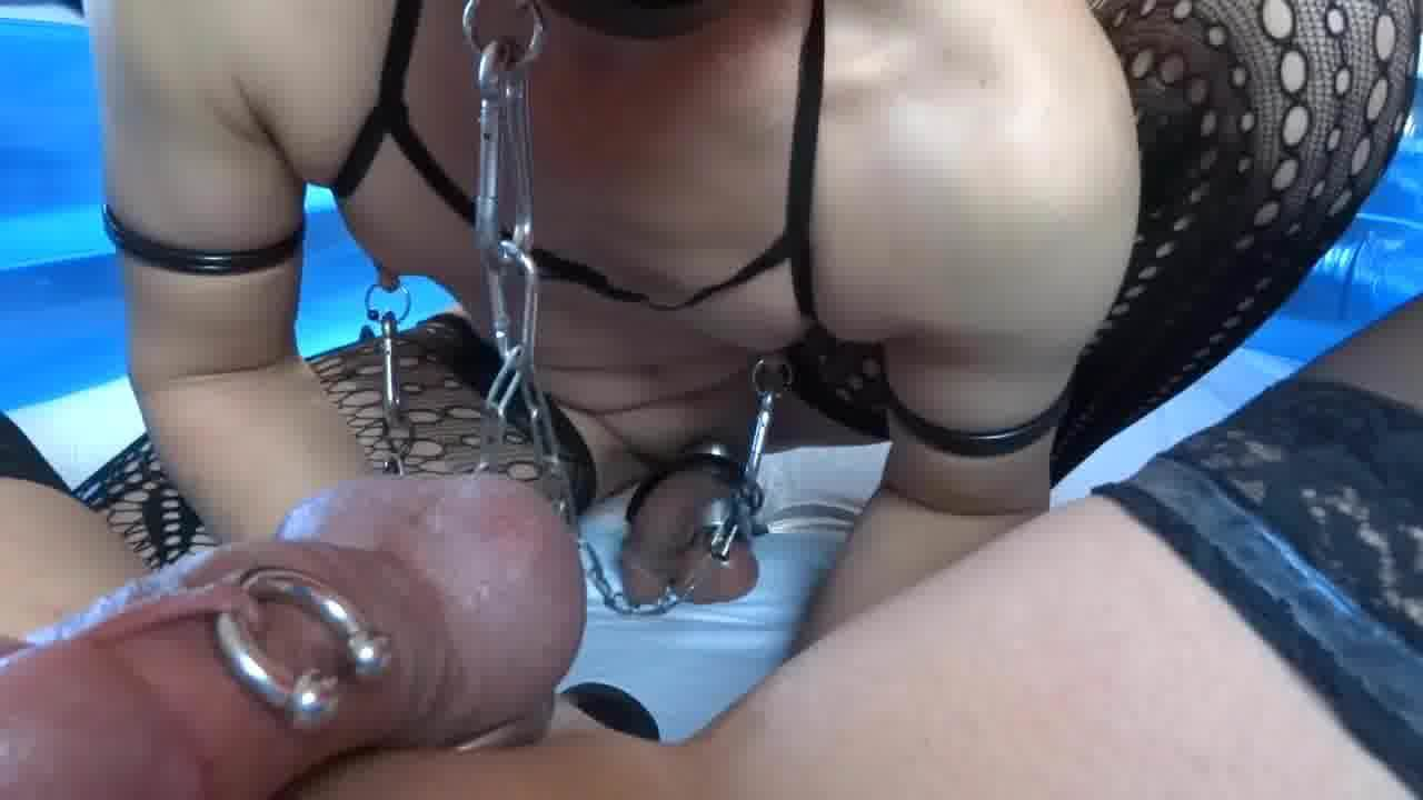 Couple Fingering Each Other
