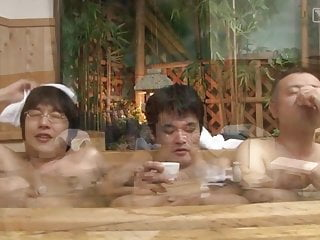 Gay bathhouse san juam Jav big breast bathhouse companions reiko nakamori subtitles