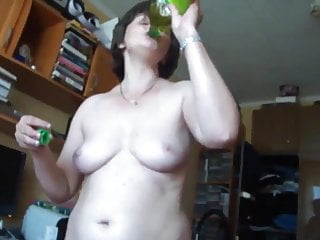Svetlanas first big cock Russian mature svetlana suck cock and fuck