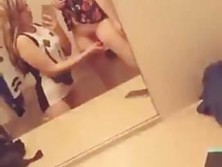 Sex change movie philia - Girlfriends in public changing room