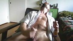 Cam Cum: Intense Cum and Eat