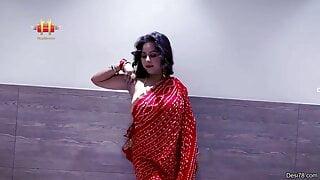 Indian model 4