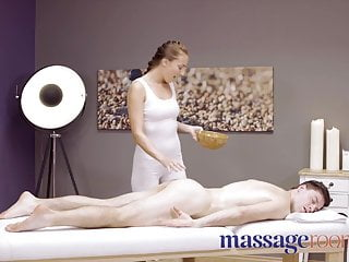 Katie derham sexy - Massage rooms sexy pert young masseuse katy rose gives oily