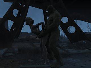 Sex fallout new vegas Fallout 4 katsu sex adventure chap.5 supermutant