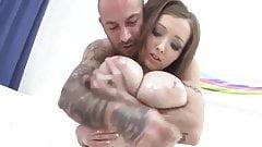 Big boobs girl - anal fuck