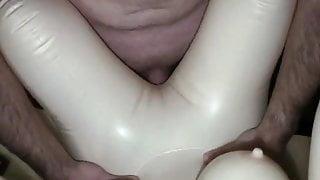 Inflatable Sexdoll - Gummipuppe - Rubberdoll