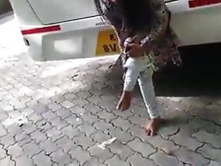 Panty sex orgy - Tamil girl removing her panty in public
