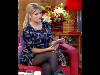 Has holly willoughby naked Holly willoughby pantyhose