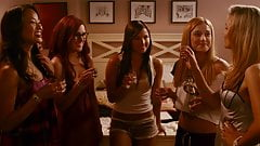Briana, Jamie, Leah, Rumer, Margo - '' Sorority Row '' B (2009