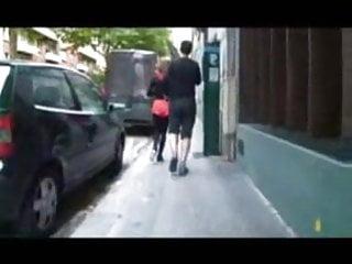 Sex in public toilets - Tania fucked in public toilets