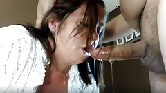 Sexy BBW Face Fucked - PREVIEW