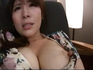 Suck big nipples porn Japanese milf gets long nipples played with and sucked
