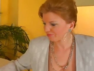 Lifes pleasure Busty mature woman gets the fuck of her life