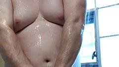 JohnnyRed883 Nude Shower