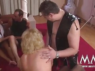 Film bbw wife at swinger party Mmv films amateur german orgy swinger party