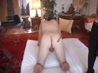 Wife house lingerie - French house party