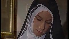 Italian Nun taking fat cock in her ass.mp4
