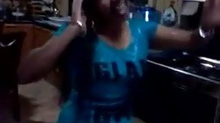 Tamil girl dancing and showing naked body