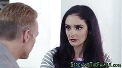 Cipka uderzyła nastolatka pasierbicę