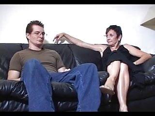Porno mums - Mum marie makes his big cock cum