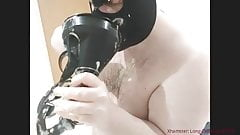 Piggy slave gets forcefed a treat by Mistress