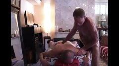 Mature daddies massage rim and bb