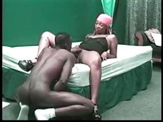 Vintage black gown - Vintage black bisexual scene 2