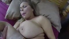 weird Big ass MILF POV Orgasm pissing
