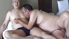 japanese Old Man 441