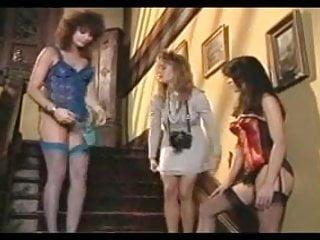 Teen lesbian clips Barbara dare classic lesbian clip