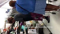 Co to za spódnice czarnych sióstr babci