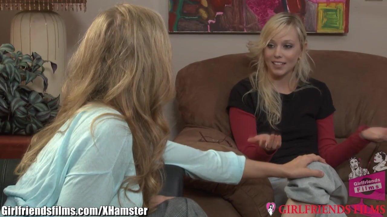 Cute Teen Lesbian Bondage