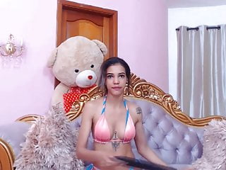 Kristina kim sexy - Cute flirty teenager kim with sexy smile and hairy pussy