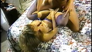 Busty classic pornstar being fucked good