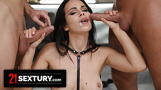 Double-Destroying Jessy Jey's Tight Holes Pre-Facial