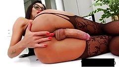 SEXY TRANNY LEONA ABDALLA