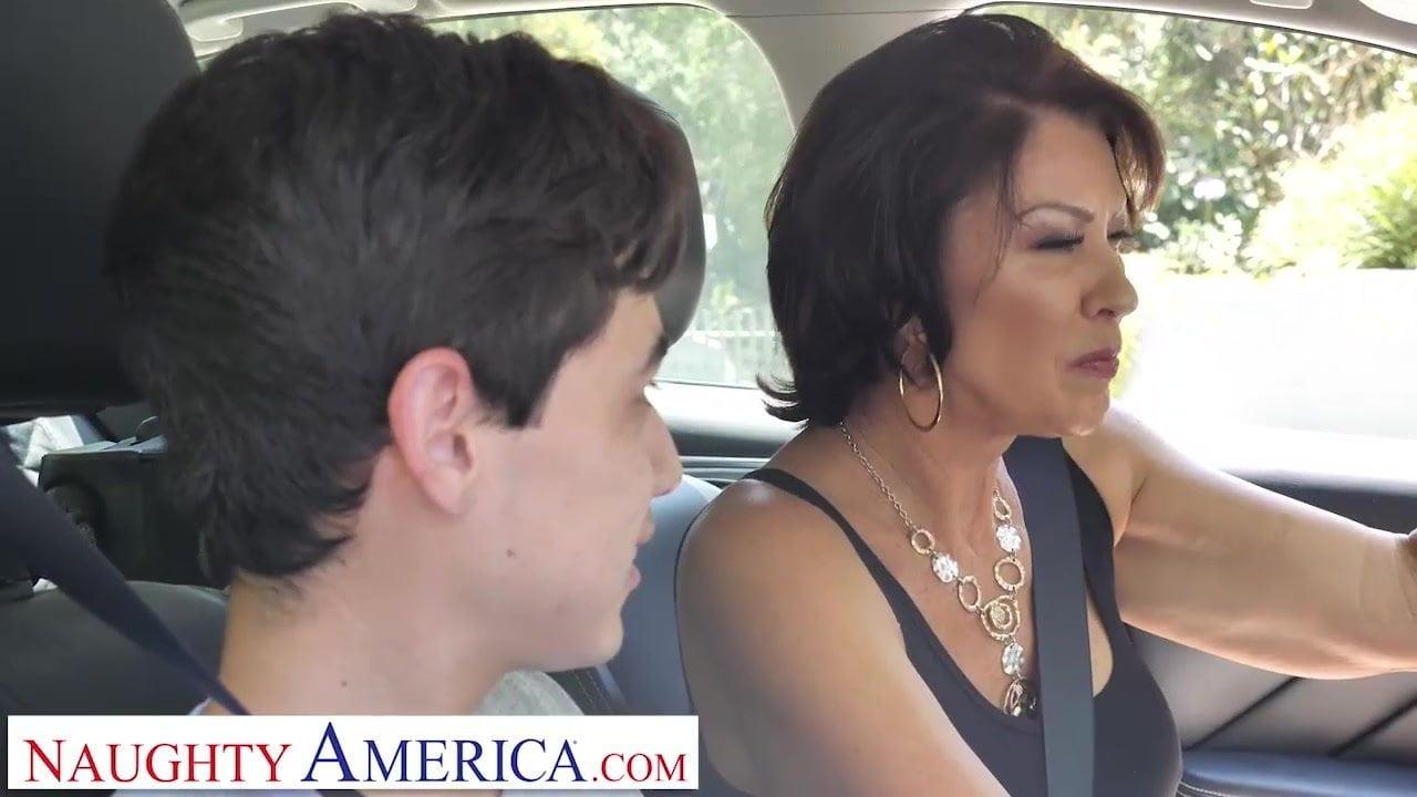 Free download & watch naughty america mrs fuller vanessa videl teaches juan how          porn movies