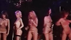 Fox on the run - strippers peludos británicos vintage