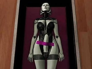 Mass effect samara porn Mass effect - edi special delivery