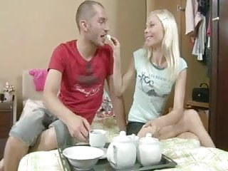 Howto bf russian latex Little slim russian blond gets as fucked by bf