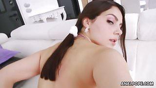 Valentina Nappi gets her big ass fucked hard