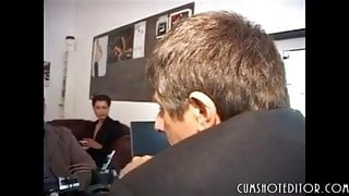 Nasty German Secretaries Doing Their Duties Well