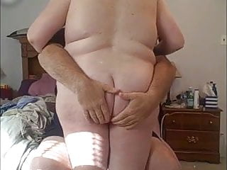 Women hairy belly Feel her big tits,hairy pussy, belly,ass, fuck her doggy