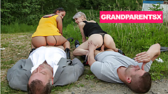 Tired of the Same Old Meat - Roadside Creampie