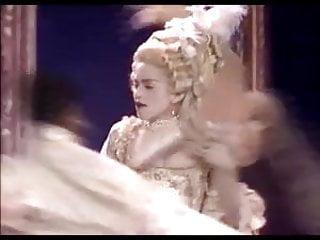 Vintage n vogue - Madonna - vogue victorian under dress
