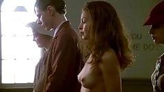 Ashely Judd and Mira Sorvino nude scene in Norma Jean