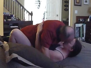 Fucking old pic young - Young woman sucking and fucking old man