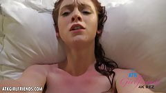 Athena Rayne wants your cum deep inside her POV 1-2